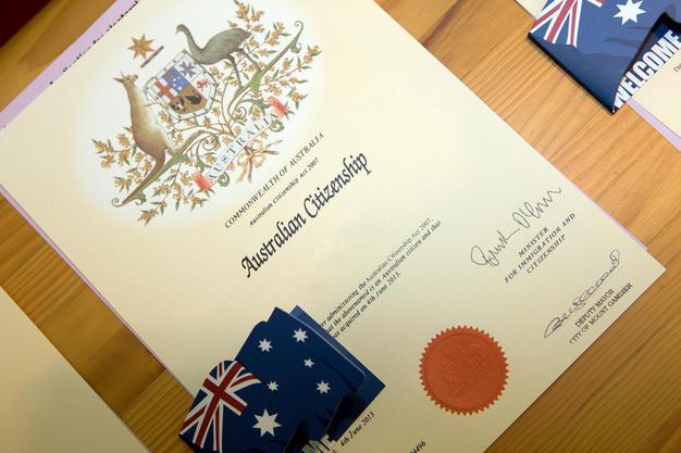 Kết quả hình ảnh cho kỳ thi quốc tịch úc
