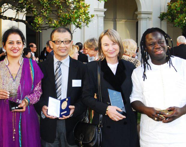 Người Việt nhận giải xuất sắc đa văn hóa ở Australia