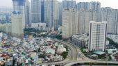 Cao ốc Sài Gòn đang 'bóp nghẹt' giao thông