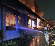 Kho vải hơn 2.000m2 bị cháy, dệt may Thành Công thiệt hại như thế nào?
