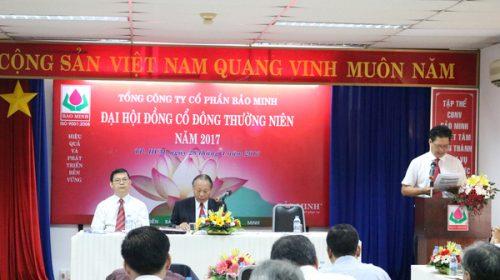 """Soi"" kết quả kinh doanh của Bảo Minh"