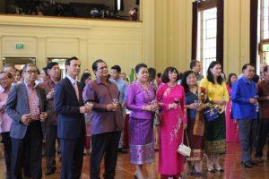 Hội doanh nhân Việt tại Úc vui xuân đinh dậu 2017 tại thủ đô Canberra