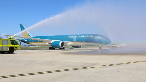 Vietnam Airlines khai trương đường bay thẳng Hà Nội-Sydney