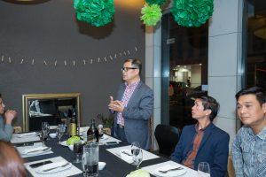 Câu lạc bộ doanh nhân trẻ đầu tiên của VBAA chính thức ra mắt