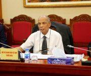 Phó Trưởng Ban Kinh tế Trung ương Ngô Văn Tuấn tiếp Hiệp hội Doanh nhân Việt Nam ở nước ngoài