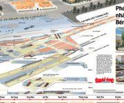 Sắp xây TTTM ngầm Bến Thành trị giá gần 7000 tỷ