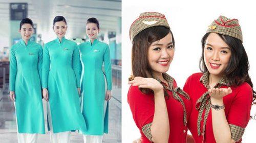 Những bất ngờ trong cuộc đua tỷ đô trên bầu trời Việt của Vietnam Airlines và Vietjet Air