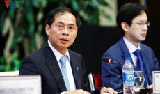 Chủ tịch SOM APEC 2017 Bùi Thanh Sơn: Cần chú trọng đồng đều cả ba trụ cột của bao trùm: kinh tế, tài chính và xã hội