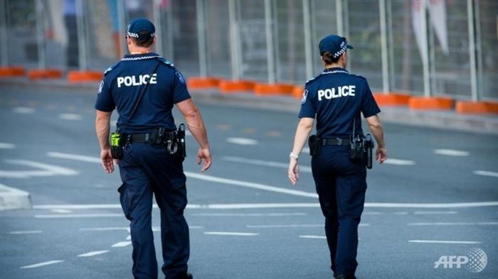 Kết quả hình ảnh cho cảnh sát úc