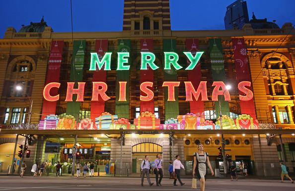 Melbourne: Những địa điểm trang trí lộng lẫy dịp Giáng Sinh 2016 cho bạn khám phá