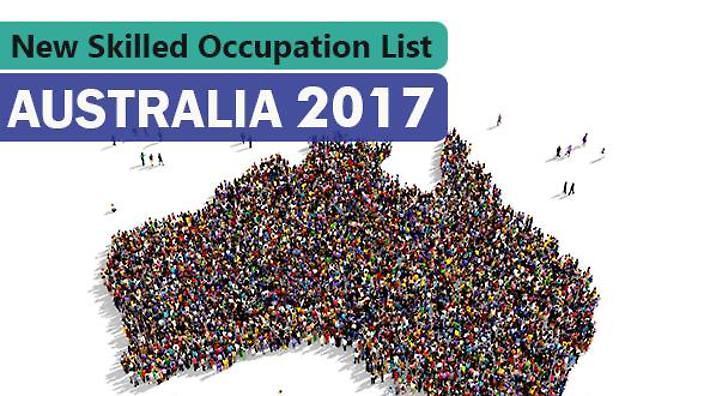 Bộ Di trú công bố Danh sách Tay nghề Định cư mới cho năm 2017-18