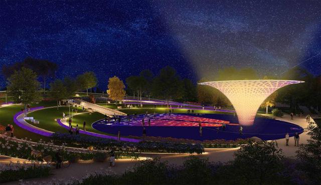 Việt Nam sắp có công viên thiên văn học ngoài trời đầu tiên tại khu vực Đông Nam Á