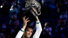 Novak Djokovic, Naomi Osaka vô địch Australian Open 2021