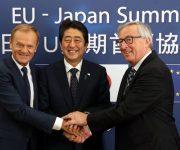 Một hiệp định thương mại có các thành viên chiếm 1/3 GDP toàn cầu vừa được chốt