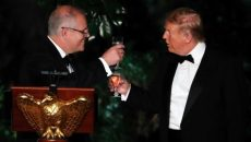 Chuyến công du tới Hoa Kỳ của Thủ tướng Scott Morrison và mối quan hệ Úc – Mỹ, Úc – Trung