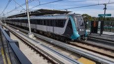Sắp khai trương tuyến tàu điện ngầm không người lái Tây Bắc Sydney