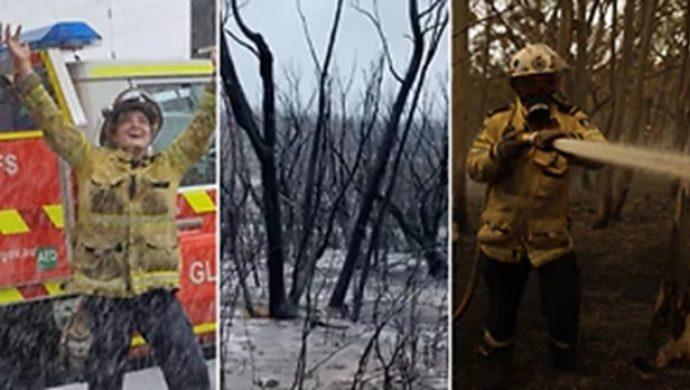 Cháy rừng ở New South Wales đã được khống chế hoàn toàn