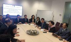 Hội doanh nhân VBAA tiếp đón và làm việc với đoàn công tác của TP. Hà Nội