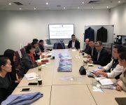VBAA với vai trò kết nối trong kế hoạch tiếp cận thị trường Úc của Tổng công ty May 10