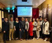 Công ty Gạch ngói Hợp Nhật Thành đến thăm và làm việc với VBAA