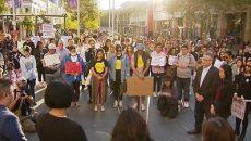 Biểu tình chống phân biệt chủng tộc nhằm vào người châu Á tại Úc