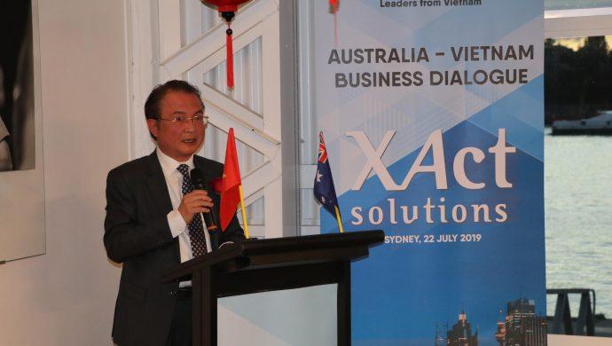 Doanh nghiệp Việt Nam thúc đẩy hợp tác đầu tư kinh doanh tại Australia