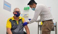 Thủ tướng Australia tiêm vaccine Covid-19