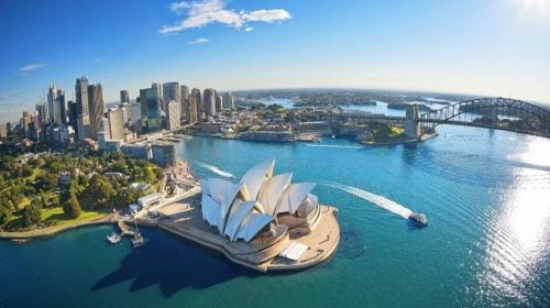 Top 10 điểm du lịch tuyệt vời nhất nước Úc do du khách bình chọn