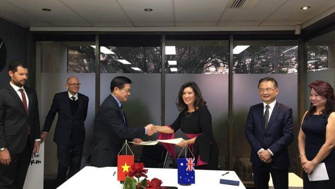 Thúc đẩy hợp tác đào tạo luật sư giữa Việt Nam và Australia