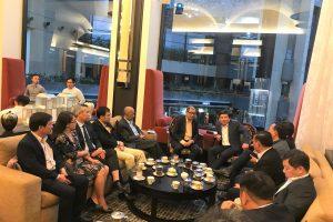 Đoàn đại biểu cấp cao TP.HCM làm việc với VBAA và gặp gỡ trên 100 doanh nghiệp kiều bào thành đạt tại Úc hướng tới xúc tiến đầu tư