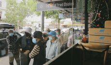 Doanh nghiệp Việt chia sẻ cùng người dân Australia trong đại dịch