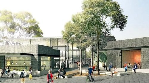 Melbourne: dự kiến mở thêm khu mua sắm tại nhà ga St Albans vào giữa năm 2017