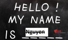 Rắc rối tên tiếng Việt tại Úc