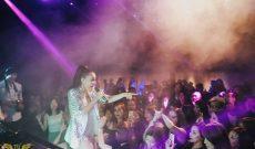 Thu Minh cháy hết mình trong đêm nhạc Fly Night 2 tại Melbourne