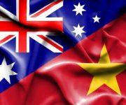 Tình hình xuất nhập khẩu giữa Việt Nam và Úc 8 tháng năm 2020