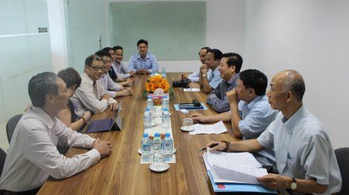 VBAA được hội Doanh nhân tư nhân Việt nam đón tiếp thân mật trong buổi đầu gặp gỡ