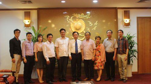 Trung tâm Trọng tài Quốc tế Việt Nam tiếp đoàn đại diện Hội Doanh nhân Việt Nam tại Australia