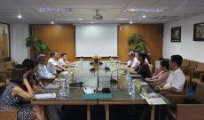 VBAA gặp gỡ và làm việc với Tổng công ty Thương mại Hà Nội Hapro