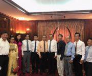 Phó Thủ tướng Trương Hòa Bình đón tiếp Hội Doanh nhân Việt Nam tại Australia