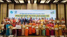 Một triệu phụ nữ Việt được hỗ trợ làm kinh tế đến năm 2025