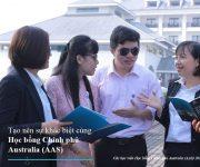 Học bổng Chính phủ Australia bắt đầu tiếp nhận hồ sơ từ ngày 1-2