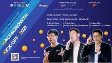 Khởi động Cuộc thi đổi mới sáng tạo dành cho cộng đồng người Việt tại Úc Hack4Growth 2021