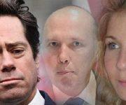 """Bộ trưởng Nội vụ Peter Dutton bị cáo buộc về """"tiêu chuẩn kép"""" khi cấp thị thực cho các bảo mẫu của những người bạn quyền lực"""