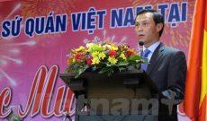 Mừng Xuân mới Bính Thân, Hội Doanh nhân người Việt tại Australia nhận bằng khen