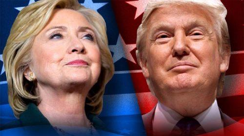 Tin mới nhất về kết quả bầu cử tổng thống giữa Hillary Clinton và Donald Trump