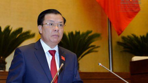 """Bộ trưởng Tài chính: Nợ công Việt Nam liên tục """"phình to"""", áp lực trả nợ lớn"""