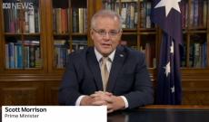 Thủ tướng Scott Morrison trấn an người dân trước những bất ổn của dịch bệnh COVID-19