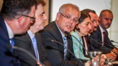 Úc: Không thống nhất chủ trương mở cửa biên giới nội địa của Chính phủ liên bang
