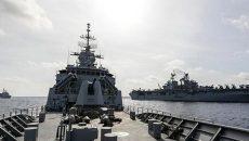 """Australia tuyên bố các yêu sách Biển Đông của Trung Quốc là """"bất hợp pháp"""""""