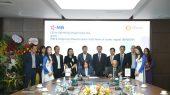 Hiệp hội Doanh nhân Việt Nam ở nước ngoài hợp tác với MB